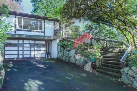 R2186728 - 2493 HAYWOOD AVENUE, Dundarave, West Vancouver, BC - House/Single Family