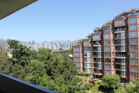 R2187187 - 616 1777 W 7TH AVENUE, Fairview VW, Vancouver, BC - Apartment Unit