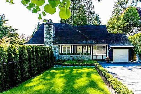 R2187270 - 6215 MACKENZIE STREET, Kerrisdale, Vancouver, BC - House/Single Family