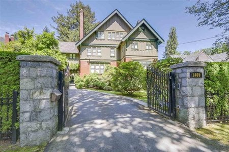 R2187283 - 1469 MATTHEWS AVENUE, Shaughnessy, Vancouver, BC - House/Single Family