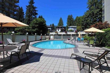 R2187449 - 505 1425 ESQUIMALT AVENUE, Ambleside, West Vancouver, BC - Apartment Unit