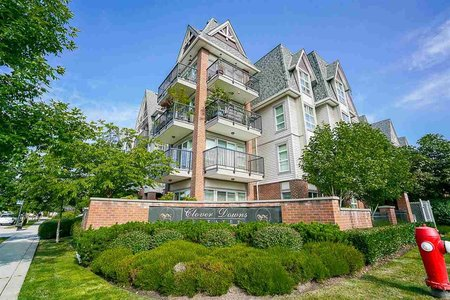 R2187516 - 316 17769 57 AVENUE, Cloverdale BC, Surrey, BC - Apartment Unit