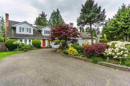 R2187535 - 11742 CASCADE DRIVE, Sunshine Hills Woods, Delta, BC - House/Single Family