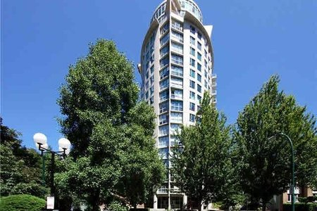 R2187562 - 802 1277 NELSON STREET, West End VW, Vancouver, BC - Apartment Unit