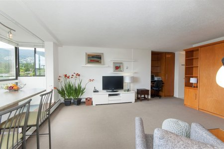R2187565 - 603 555 13TH STREET, Ambleside, West Vancouver, BC - Apartment Unit