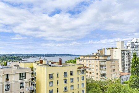 R2187576 - 604 1436 HARWOOD STREET, West End VW, Vancouver, BC - Apartment Unit
