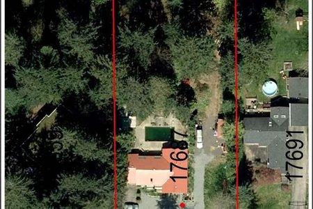 R2187692 - 17687 20 AVENUE, Hazelmere, Surrey, BC - House with Acreage