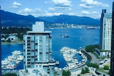 R2187862 - 1704 1415 W GEORGIA STREET, Coal Harbour, Vancouver, BC - Apartment Unit