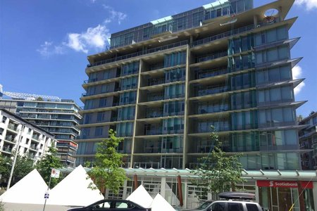 R2187909 - 805 88 W 1ST AVENUE, False Creek, Vancouver, BC - Apartment Unit