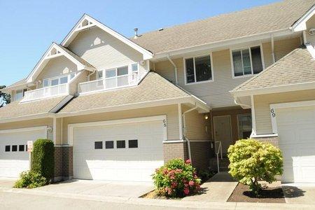 R2188020 - 68 13918 58 AVENUE, Panorama Ridge, Surrey, BC - Townhouse