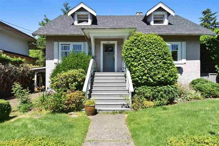 R2188322 - 2107 W 51ST AVENUE, S.W. Marine, Vancouver, BC - House/Single Family