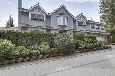 R2188326 - 5220 SPRUCEFEILD ROAD, Upper Caulfeild, West Vancouver, BC - House/Single Family