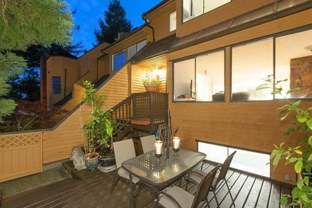 R2188404 - 407 CHESTERFIELD AVENUE, Lower Lonsdale, North Vancouver, BC - Townhouse