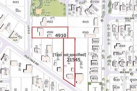 R2188593 - 4910 215 STREET, Murrayville, Langley, BC - House/Single Family