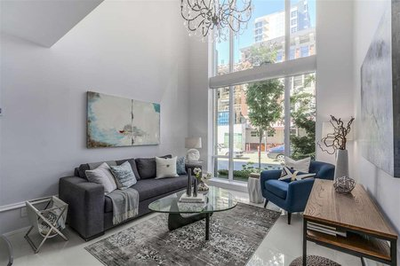 R2188657 - 1110 HORNBY STREET, Downtown VW, Vancouver, BC - Townhouse