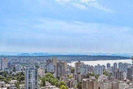 R2188947 - 3502 1151 W GEORGIA STREET, Coal Harbour, Vancouver, BC - Apartment Unit