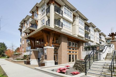 R2189022 - 308 6800 ECKERSLEY ROAD, Brighouse, Richmond, BC - Apartment Unit