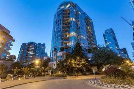 R2189142 - 1204 1501 HOWE STREET, Yaletown, Vancouver, BC - Apartment Unit