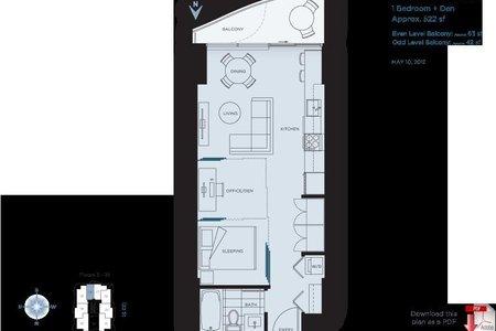 R2189224 - 706 13303 103A AVENUE, Whalley, Surrey, BC - Apartment Unit