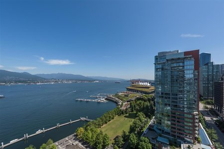 R2189396 - 2003 1233 W CORDOVA STREET, Coal Harbour, Vancouver, BC - Apartment Unit