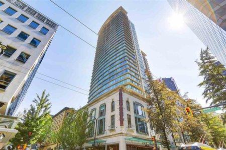 R2189772 - 3210 610 GRANVILLE STREET, Downtown VW, Vancouver, BC - Apartment Unit