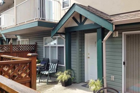 R2189855 - 7 20258 MICHAUD CRESCENT, Langley City, Langley, BC - Townhouse