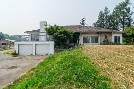 R2189987 - 213 224 STREET, Campbell Valley, Langley, BC - House with Acreage