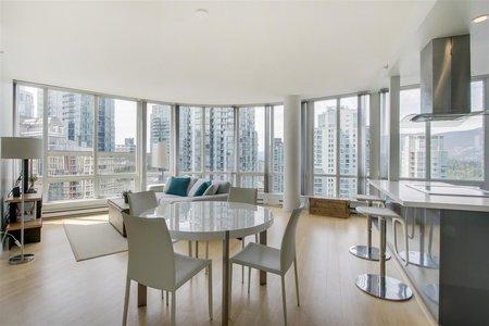 R2190243 - 2703 1166 MELVILLE STREET, Coal Harbour, Vancouver, BC - Apartment Unit