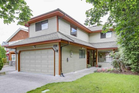 R2190322 - 9531 MCBURNEY DRIVE, Garden City, Richmond, BC - House/Single Family
