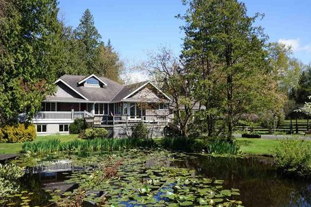 R2190389 - 350 232 STREET, Campbell Valley, Langley, BC - House with Acreage