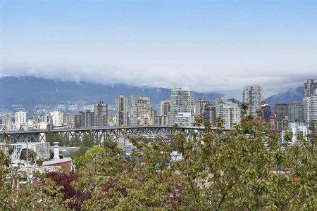 R2190390 - 6 1214 W 7TH AVENUE, Fairview VW, Vancouver, BC - Townhouse