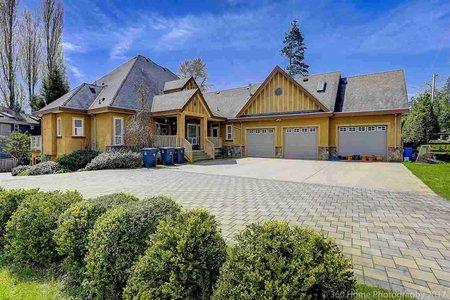 R2190425 - 12801 54 AVENUE, Panorama Ridge, Surrey, BC - House/Single Family