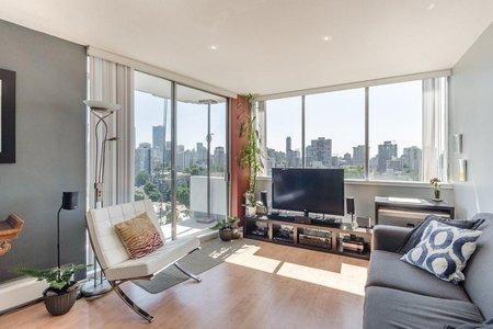 R2190584 - 2105 1251 CARDERO STREET, West End VW, Vancouver, BC - Apartment Unit