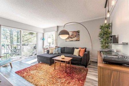 R2190590 - 202 241 ST. ANDREWS AVENUE, Lower Lonsdale, North Vancouver, BC - Apartment Unit