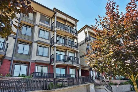 R2190774 - 105 19830 56 AVENUE, Langley City, Langley, BC - Apartment Unit