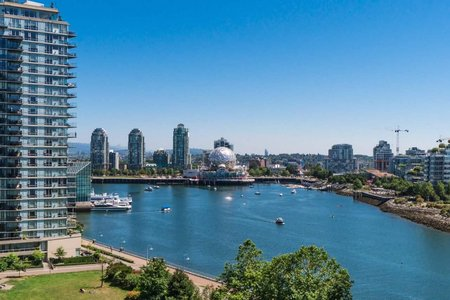R2190879 - 1101 980 COOPERAGE WAY, Yaletown, Vancouver, BC - Apartment Unit