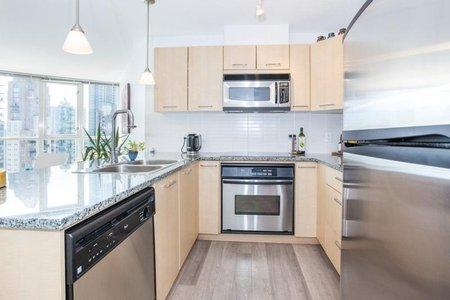R2191014 - 1506 1199 SEYMOUR STREET, Downtown VW, Vancouver, BC - Apartment Unit