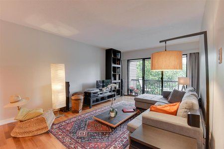 R2191070 - 208 3787 W 4TH AVENUE, Kitsilano, Vancouver, BC - Apartment Unit