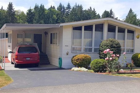 R2191143 - 104 2315 198 STREET, Brookswood Langley, Langley, BC - Manufactured