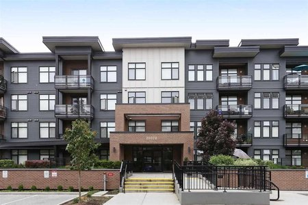 R2191210 - 314 20078 FRASER HIGHWAY, Langley City, Langley, BC - Apartment Unit