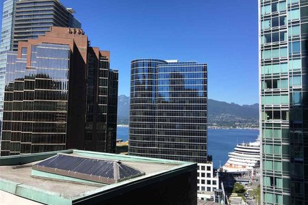 R2191265 - 1407 838 W HASTINGS STREET, Downtown VW, Vancouver, BC - Apartment Unit