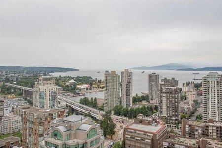 R2191304 - 3203 1351 CONTINENTAL STREET, Downtown VW, Vancouver, BC - Apartment Unit
