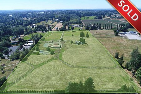 R2191309 - 2768 256 STREET, Otter District, Langley, BC - House with Acreage