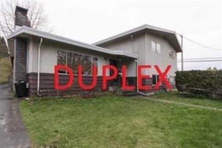 R2191325 - 9575-9577 118 STREET, Annieville, Delta, BC - Duplex