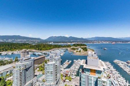 R2191379 - 3102 1499 W PENDER STREET, Coal Harbour, Vancouver, BC - Apartment Unit