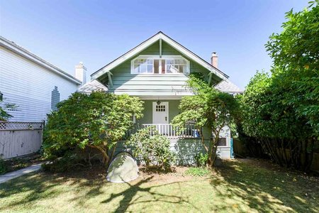 R2191408 - 3811 W 14TH AVENUE, Point Grey, Vancouver, BC - House/Single Family