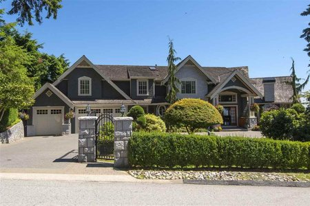 R2191449 - 620 ST. ANDREWS ROAD, British Properties, West Vancouver, BC - House/Single Family