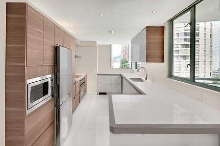R2191529 - 402 789 JERVIS STREET, West End VW, Vancouver, BC - Apartment Unit