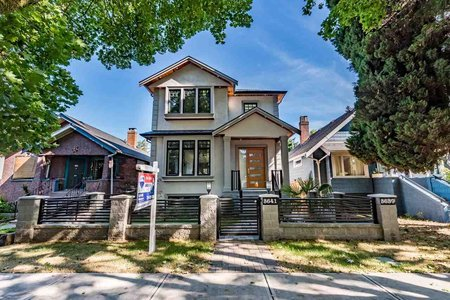 R2191539 - 3641 W 11TH AVENUE, Kitsilano, Vancouver, BC - House/Single Family