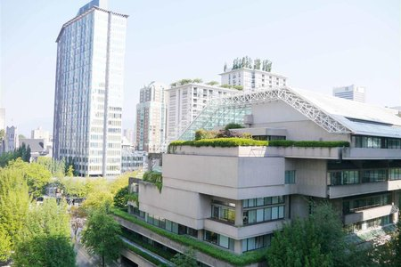 R2191551 - 701 1010 HOWE STREET, Downtown VW, Vancouver, BC - Apartment Unit